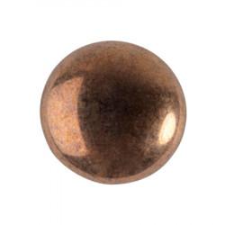 Cabochon Verre 18mm Dark Bronze (X1)