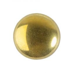 Cabochon Verre 18mm Full Dorado (1)