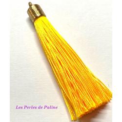 Pompon Gold Soie Sun 80mm (X1)