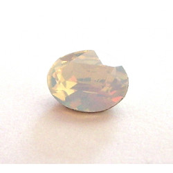 Cabochon oval 4120 8x6mm White Opal F (x1)