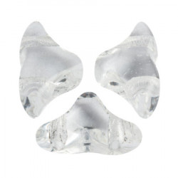 Perles Hélios® par Puca® 5x7mm Crystal (x5gr)