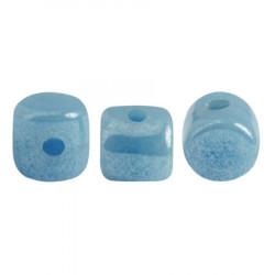 Perles Minos® Par Puca® Opaque Blue Turquoise Luster (x5gr)