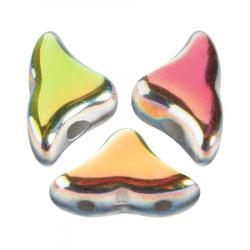 Perles Hélios® par Puca® 5x7mm Full Vitrail (5gr)