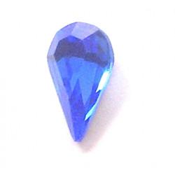 Cabochon poire 4300 10x6mm Sapphire (x1)