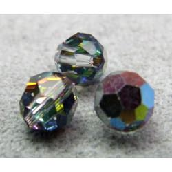 Perle ronde en cristal Swarovski 5000 6mm Vitrail Médium (x10)