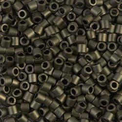 DBL-0311 Delicas 8/0 Matte Metallic Olive (=R2015) (x 5gr)
