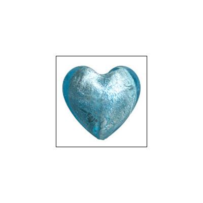 Coeur Bleu 3cm