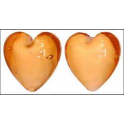 Coeur Miel 2cm
