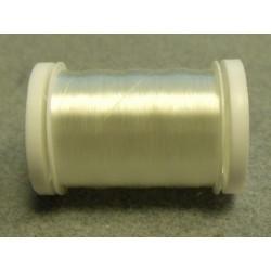 Fil Nylon pour soutache 0,15mm 50m (X1)