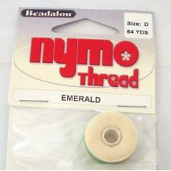 Fil Nymo Emerald D 0,30mmX58m (X1)