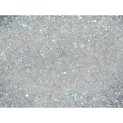 Charlottes True Cut Seed Beads Crystal Ab 15/0 (X 1gr)