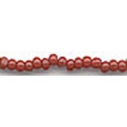 Charlottes True Cut Seed Beads Op Dark Red (15/0) le gr