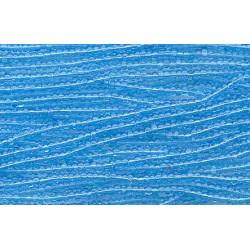 Charlottes True Cut Seed Beads Tr Light Aqua Blue (15/0) le gr