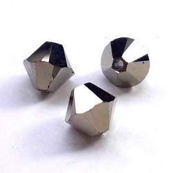 Toupie 5328 Xilion 6mm Crystal Metallic Light Gold 2x (x1)