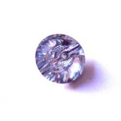 Bouton Swarovski 3015 10mm Crystal Folied (X1)
