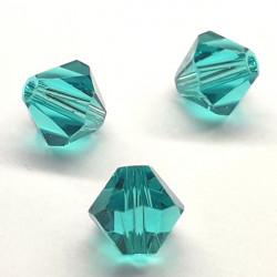 Toupie 5301 6mm Blue Zircon (x1)