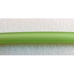 Tube PVC Vert Clair 5mm(X50cm)