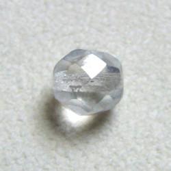 Facettes en verre de Bohême 8mm Crystal Luster (x10)