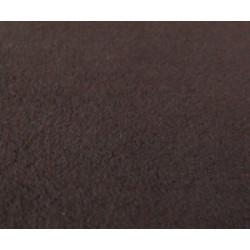 Ultra-Suède Dark Chocolat 5X5cm(X1)