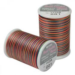Fil pour crochet Rainbow n°1 25m