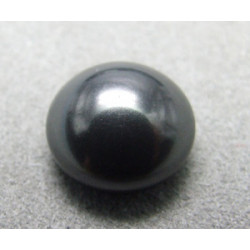 Cabochon nacré 5817 14mm Black (x1)