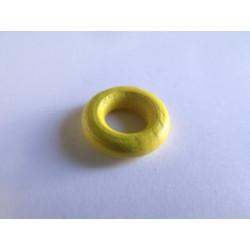 Donut Jaune 15X4mm(X1)