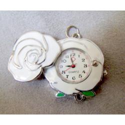 Cadran Rose - Blanc 33mm(X1)