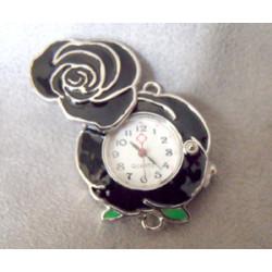 Cadran Rose - Noir 33 mm(X1)