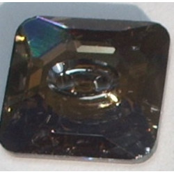 Bouton carré 3017 12mm Black Diamond  (x1)