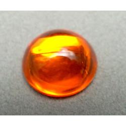 Cabochon en résine 18mm Sun (x1)
