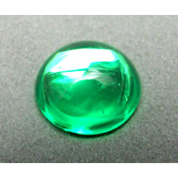 Cabochon en résine 18mm Green (x1)