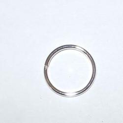 Anneau Argenté Diamètre Extérieur 16x2mm (x10)