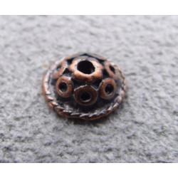 Coupelle cuivre 7mm (x1)